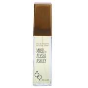 Alyssa Ashley 100ml Musk Eau de Toilette (EdT) 100 ml - gelb