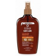 Ecran Sun Care Zonnebrand Oil Spray Factorspf10