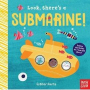 Look, There's a Submarine!, Hardcover