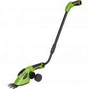 AKU nůžky na trávu a keře teleskopické FIELDMANN FZN 4102-AT
