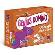 Genius domino - operatii pana la 100/Flavio Fogarolo