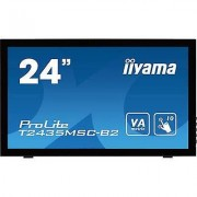IIYAMA T2435MSC-B2 Touchscreen 59.9 cm (23.6 ) 1920 x 1080 pix 16:9...