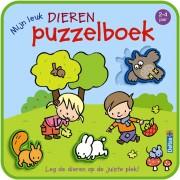 Mijn Leuke Dieren Puzzelboek