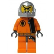 LEGO Minifigure - Agents - BREAK JAW