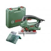 Bosch Home and Garden PST 900 PEL Decoupeerzaag met pendelbeweging Incl. koffer 620 W
