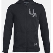 Boys' UA Rival Logo Full-Zip
