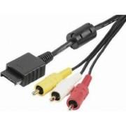 Cablu RGB-RCA Hama 34115 pentru PS2