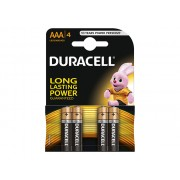 41928634PS Baterii Duracell LR3 AAA (4 bucati)