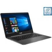 Asus Portátil 14'' ASUS ZenBook UX430UA-GV267T (Caja Abierta - i7-8550U - 8 GB RAM - 512 GB SSD - Intel UHD Graphics 620 )