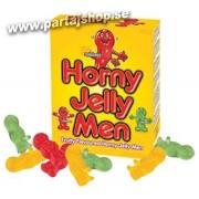 Horny jelly men