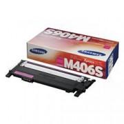 ORIGINAL Samsung toner magenta CLT-M406S SU252A ~1000 Seiten