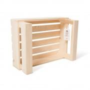 """Lădiță din lemn de brad 40 x 30 x 18 cm """"Cosanzeana"""""""