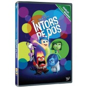 Inside Out:Bill Hader,Amy Poehler,Mindy Kaling etc - Intors pe dos (DVD)