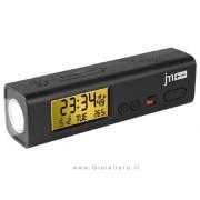 sveglia digitale radiocontrollata funzione torcia
