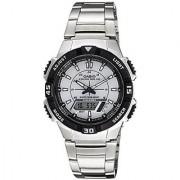 Casio Youth Stopwatch Analog-digital White Dial Mens Watch - AQ-S800WD-7EVDF (AD171)