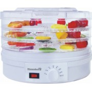 Deshidrator alimente HB-810 250 W 3 tavi