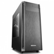 Carcasa Deepcool D-Shield V2 Black ABS+SPCC Steel ATX Mid Tower