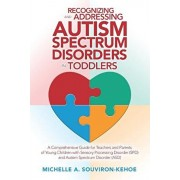 Recognizing and Addressing Autism Spectrum Disorders in Toddlers: A Comprehensive Guide for Teachers and Parents of Young Children with Sensory Proces, Paperback/Michelle a. Souviron-Kehoe