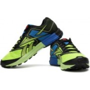REEBOK One Cushion Running Shoes For Men(Black, Green, Blue)