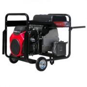 Generator de curent electric trifazat AGT 14003 HSBE 16L , demaror electric 12 V