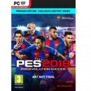 Pro Evolution Soccer 2018 Premium Edition, за PC