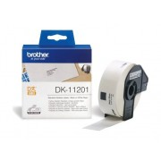 Brother Cinta BROTHER DK-11201 para BROTHER QL-1050, QL-500, QL-550, QL-560, QL-650, QL-700, QL-710, QL-720, QL-820
