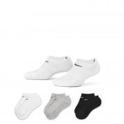 Chaussettes Nike Performance Cushion No-Show pour Enfant plus âgé (3 paires) - Multicolore
