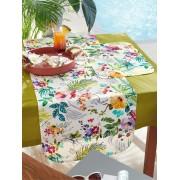 Sander Tischläufer, ca. 50x140 cm Sander mehrfarbig Wohnen mehrfarbig