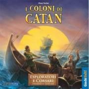 Giochi Uniti I Coloni di Catan. Esploratori e Corsari. Gioco da tavolo