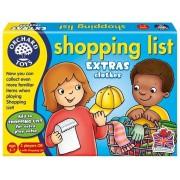 Joc educativ in limba engleza - Lista de cumparaturi, Haine