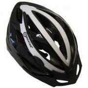 Каска за велосипед Force, L, MASTER, MAS-B202-L-black-w