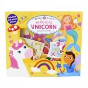 Priddy Books Magical Unicorn and Friends - Ages 0-5 - Board Book - Priddy Books