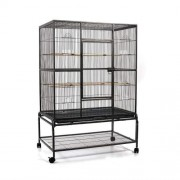 Pet Bird Cage - Black Large - 140CM