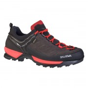 Salewa WS MTN TRAINER GTX - Black Out/Rose Red - 5