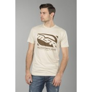 MSR T-Shirt MSR Block Logo Tan