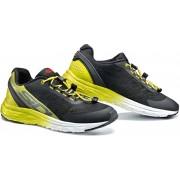 Sidi Arrow Zapatos Negro Amarillo 41