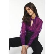 Ba&sh blouse Cabri paars