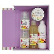 Set cadou produse naturale de ingrijire ADOLESCENT-5 produse