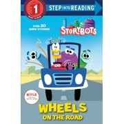 Wheels on the Road (Storybots), Paperback/Scott Emmons