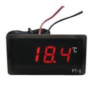 PT6 Teplomer 230V -40℃ + 110℃