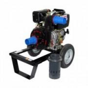 Motopompa Gardelina de irigat diesel DWP 186 K(panou)