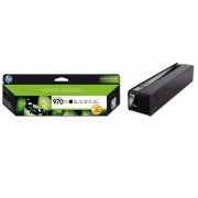 HP 970XL Black Ink Cartridge (CN625AE)