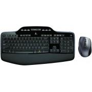 Tipkovnica + miš Logitech Wireless Desktop MK710