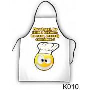 Mosolyogj, ha ízlik a főztöm, ha nem, maradj csendben! 010 - Tréfás kötény