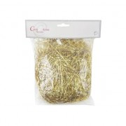 Bellatio Decorations Engelenhaar goud 20 gram