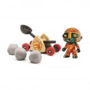 Djeco - Arty Toys - Baldy & Big Paf