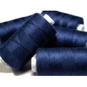 Hagal Unipoly 30 farmervarró cérna, 200m, poliészter, Medieval Blue, 549