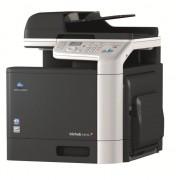 Imprimanta konica minolta Multifunctional laser color A4 Konica Minolta Bizhub C3110, 31 ppm , RADF 50 de coli , copiere, imprimare si scanare fata verso automate, retea , Fax optional , USB, toner inclus 5000 pagini negru si color
