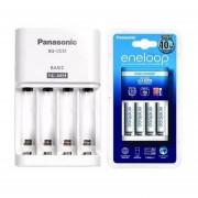 Cargador Inteligente Panasonic Eneloop Para Baterías Externas