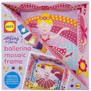 ALEX Toys Craft Bling Along Frame Ballerina